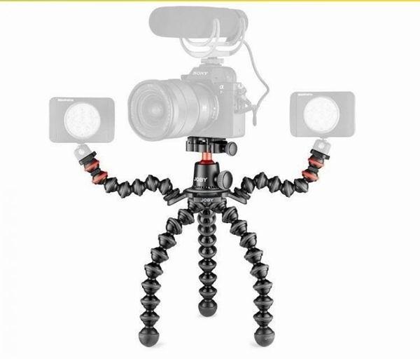 JOBY GorillaPod 3K Pro Rig 金剛爪3K拍片神器 魔術腳架 載3公斤【公司貨】 JB64