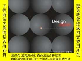 二手書博民逛書店Design罕見JapanY255562 Jidpo Stone Bridge Press 出版2007
