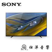 2021新機種 SONY 55吋 4K XR OLED 液晶電視 XRM-55A80J 日本製