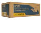 S051158 EPSON 原廠高容量黃色碳粉匣 適用  AcuLaser C2800N