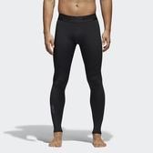 Adidas ALPHASKIN SPORT 男裝 長褲 緊身褲 透氣 黑【運動世界】CF7339