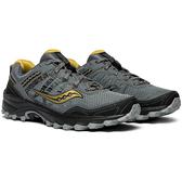 Saucony 19SS 越野 男越野鞋 GRID EXCURSION TR12系列 S20451-5 贈腿套【樂買網】