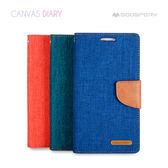 SONY C5 Ultra 韓國水星網布手機皮套 索尼 C5 Ultra Mercury Canvas 可插卡可立 磁扣保護套 保護殼