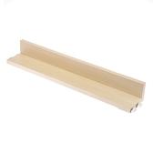 特力屋萊特層架 L層板配件淺木紋色 60x10cm