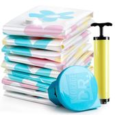 收納博士加厚2特大4中4-11斤棉被子衣服真空整理壓縮袋      檸檬衣舍