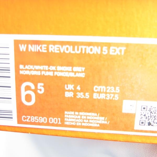 NIKE REVOLUTION 5 EXT 女款 慢跑鞋 CZ8590001 黑【iSport愛運動】