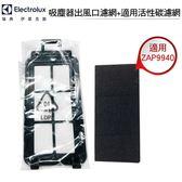 Electrolux伊萊克斯 吸塵器出風口濾網 送10片活性碳濾網 適用ZAP9940