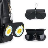 全館免運 新款便攜可愛眼鏡盒眼鏡包時尚眼鏡袋