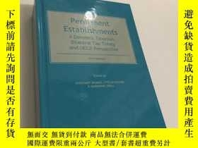 二手書博民逛書店Permanent罕見Establishment: Domest