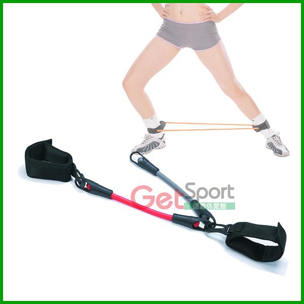 綁腳拉繩組(綁腿彈力繩/拉力帶/腳裸綁帶/阻力帶/抗力帶/大腿肌群)