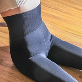 打底褲襪 高腰收腹一體加絨打底褲女外穿秋冬光腿加厚神器肉色裸感連襪棉褲【快速出貨】