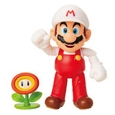 super mario超級瑪利歐 任天堂4吋公仔 玩具反斗城