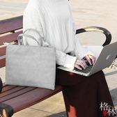 手提筆記本電腦包女時尚簡約13.3