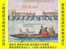 二手書博民逛書店Shakespeares罕見BritainY237948 Jonathan Bate 著 The Briti