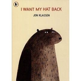 【麥克書店】I WANT MY HAT BACK /英文繪本 ※2013 格林威大獎※ Jon Klassen