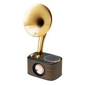 【】山進 Sangean 蕭邦 ChoPin X 復古調頻收音機藍牙喇叭 調頻 公司貨