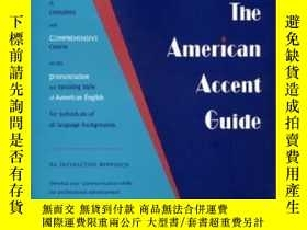 二手書博民逛書店The罕見American Accent GuideY256260 Beverly A. Lujan Ling