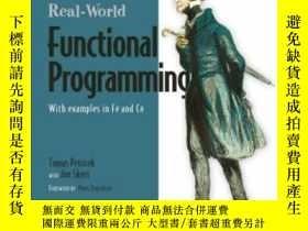 二手書博民逛書店Real-world罕見Functional ProgrammingY364682 Tomas Petrice