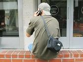 Matchwood Portable Mini 斜背腰包 胸前隨身小包-2色