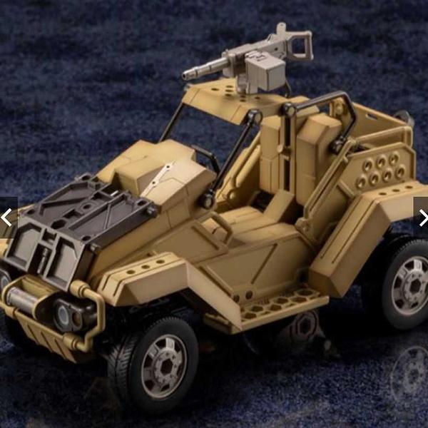 KOTOBUKIYA 壽屋 1/24 Hexa Gear 六角機牙 擴充套件 BOOSTER 第三彈 沙漠越野車