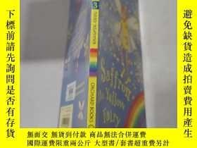二手書博民逛書店saffron罕見the yellow fairy : 黃仙 女藏紅花Y212829