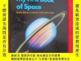 二手書博民逛書店My罕見First Book of Space: Develop