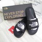 The North Face 北臉 BASE CAMP SLIDE 拖鞋 A4T2RKY4 黑【iSport愛運動】