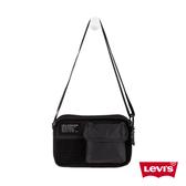 Levis 男女同款 機能斜肩包 / 摩登格紋 / 隨身小包
