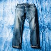 牛仔褲 男款 / 502™ 中腰錐形褲 / MIJ 日製 / 復古刷色 / 海報款 - Levis