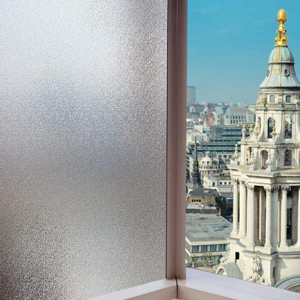 窗花紙窗戶貼紙磨砂透光不透明遮光窗紙