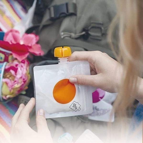 彩虹荳荳袋(萬用組) 露營野餐旅行分裝袋