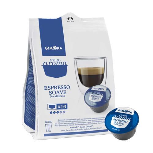 GK-DG01 Gimoka Espresso Soave 咖啡膠囊 ☕Dolce Gusto專用☕