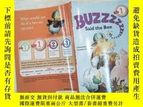 二手書博民逛書店BUZZ罕見SAID THE BEEY198833