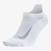 Nike Elite Lightweight 白色 運動氣墊短襪 短襪 襪子 慢跑 運動襪 SX5193100