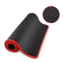【超人百貨O】電競必備 LOL 滑順網布 快速精準 大尺寸XL 電競布面滑鼠墊 (70x30cm)