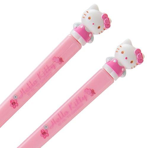 Sanrio HELLO KITTY嬰童用學習筷(甜點)★funbox★_825310N