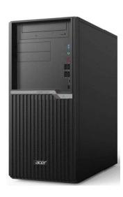 宏碁 Acer Veriton M4665G 穩固商用主機【Intel Core i3-9100 / 8GB記憶體 / 1TB硬碟 / W10 Pro】(B365)
