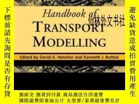 二手書博民逛書店【罕見】2002年 Handbook Of Transport