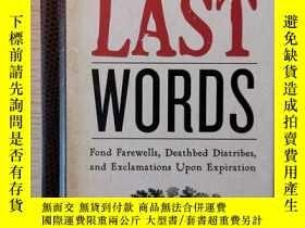二手書博民逛書店famous罕見last wordsY227053 ray robinson workman 出版2013