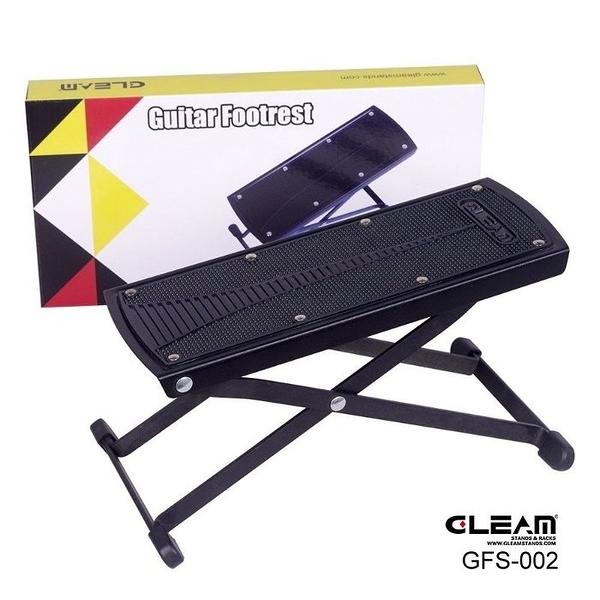 ☆唐尼樂器︵☆ GLEAM GFS-002 全新木吉他 民謠吉他 古典吉他 演奏專用腳踏板/腳墊/踏板