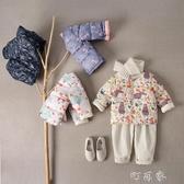 秋冬兒童棉服加厚冬季嬰兒童裝內膽女童棉衣寶寶冬裝衣服羽絨棉襖 交換禮物