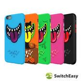 SwitchEasy Monsters iPhone6/6s (4.7)笑臉怪獸保護殼