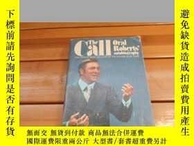 二手書博民逛書店THE罕見CALL , Oral Roberts aulobio