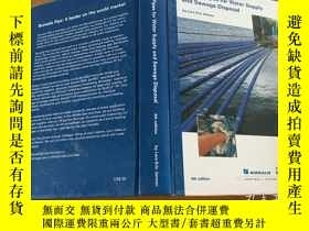 二手書博民逛書店piastics罕見pipes for water supply and sewage disposal( a96