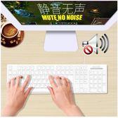 雙十一預熱電腦防水防塵家用超薄靜音鍵盤【洛麗的雜貨鋪】