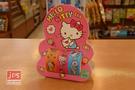 Hello Kitty 凱蒂貓 裝飾紙膠帶 糖果 粉 內含3捲 957328
