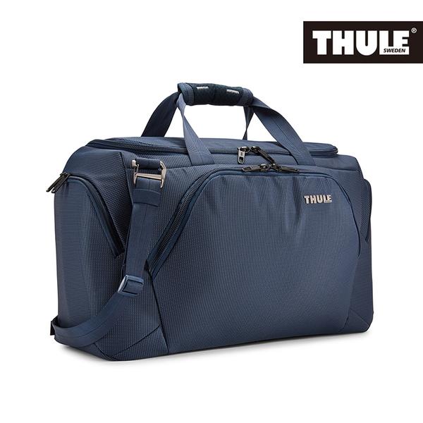 THULE-Crossover 2 44L旅行側背袋C2CD-44-深藍
