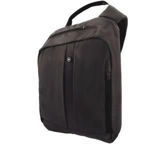 Victorinox 瑞士維氏 Travel Accessories 4.0 RFID功能單肩包 TRGE-31173701 側背包 黑 / 個
