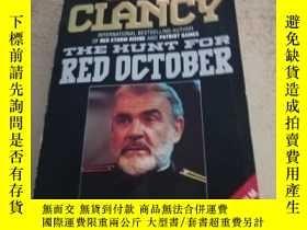 二手書博民逛書店The罕見Hunt for Red OctoberY241950