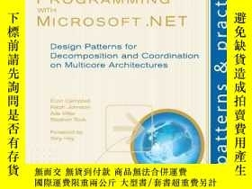 二手書博民逛書店Parallel罕見Programming With Microsoft .netY256260 Colin